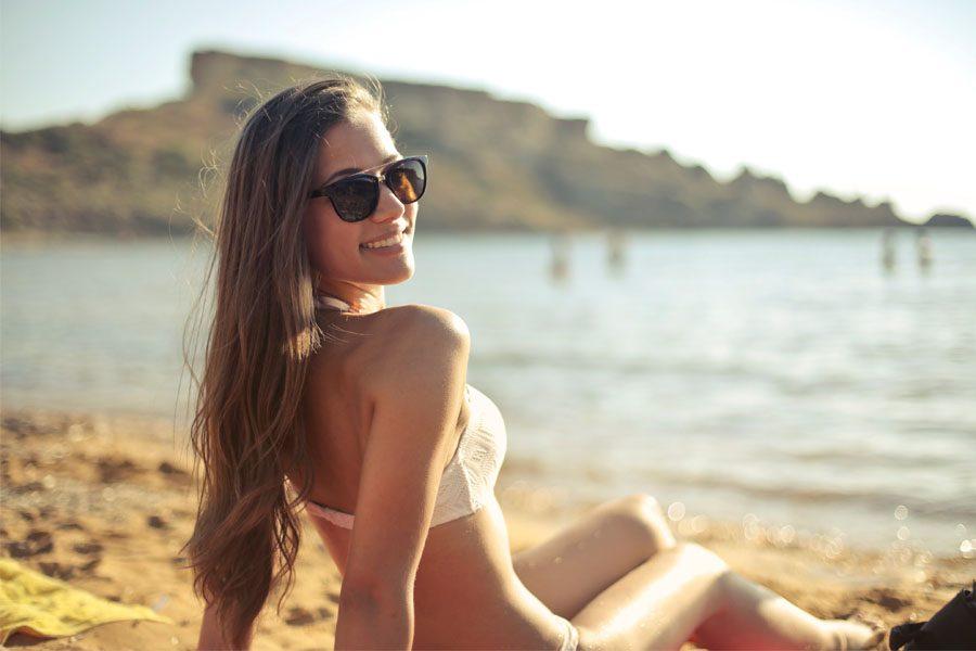 Cura della pelle in estate